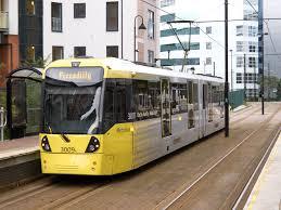 I tram metrolink